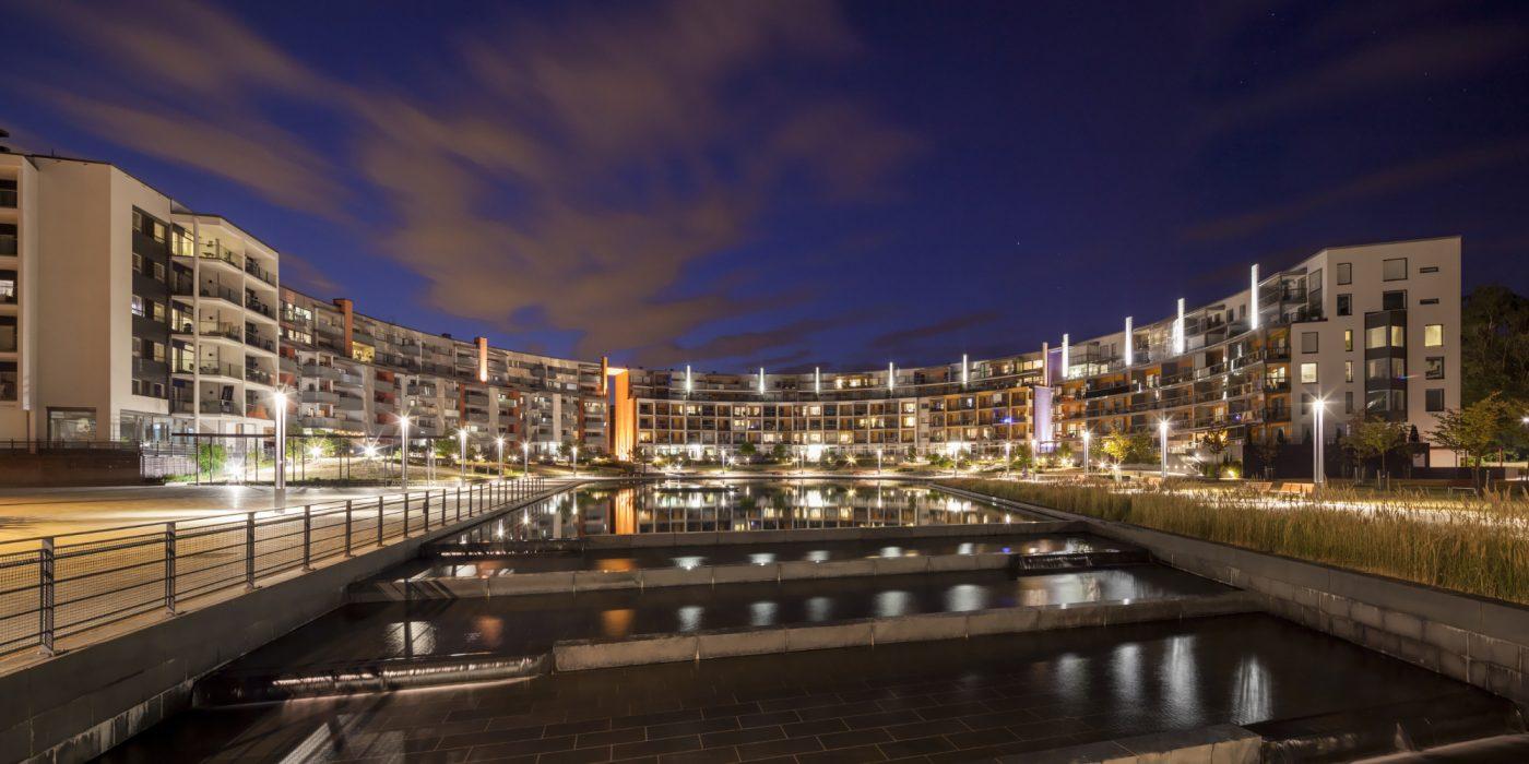 Uutela Canal, Helsinki