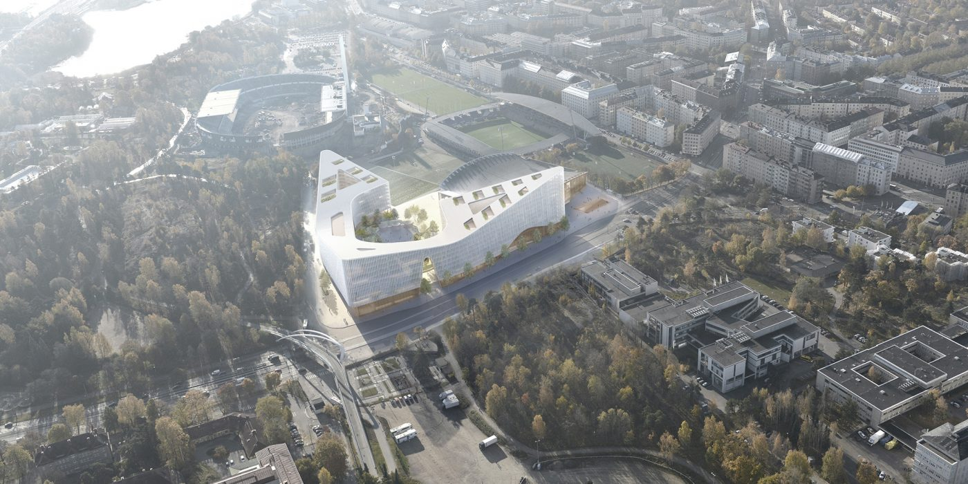 Helsinki Garden Arena