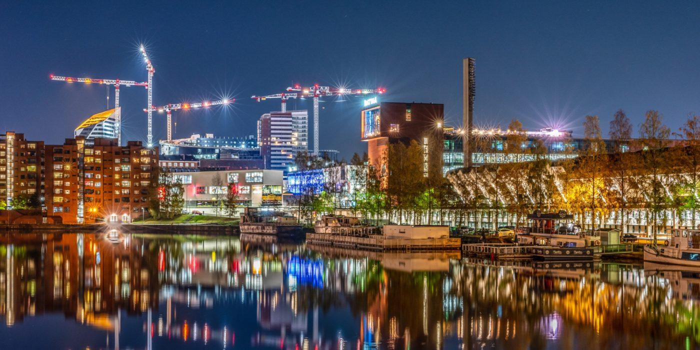 Ratina Centre, Tampere
